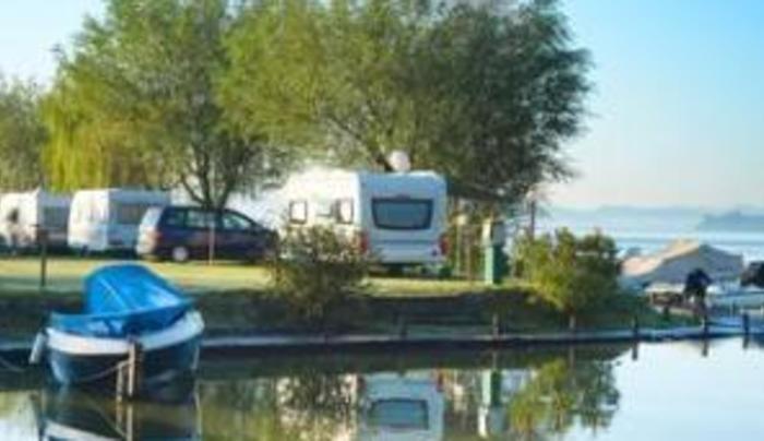 Bass Lake Resort Marina