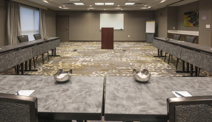 March into Spring in our SpringHill Suites Meeting Rooms