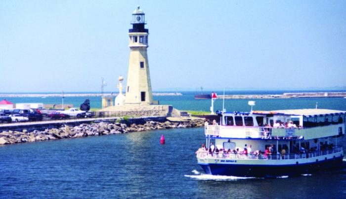 Buffalo Harbor Cruises - Miss Buffalo