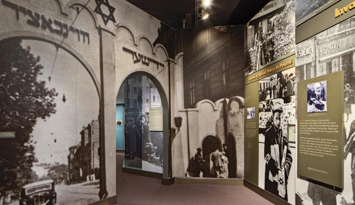 Museum of Jewish Heritage - A Living Memorial to the Holocaust