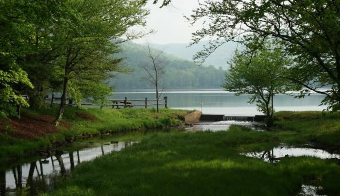 Mongaup Pond State Park