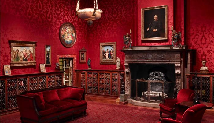 Morgan Library & Museum, The