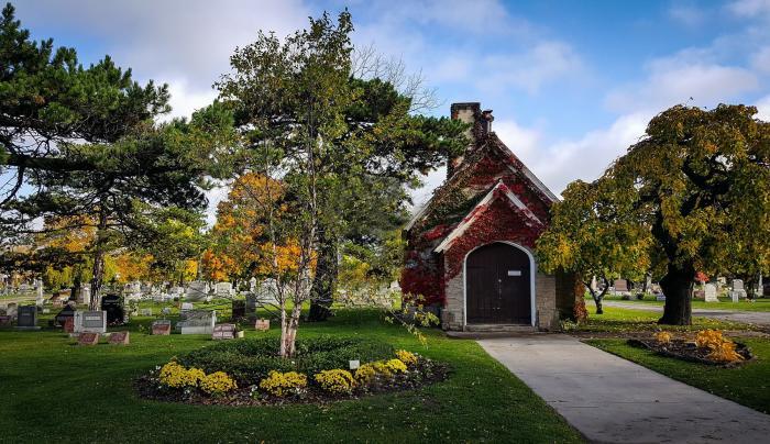 Niagara Falls - Oakwood Cemetery
