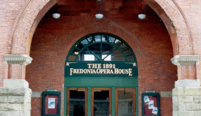 Opera House entrance