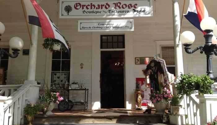 Orchard Rose Boutique and Treasures