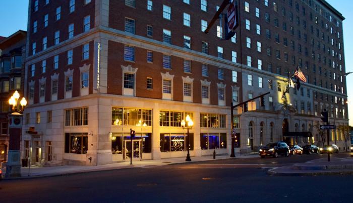 Renaissance Albany Hotel - Exterior