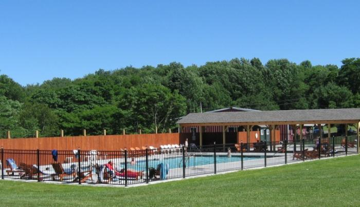 Cooperstown Beaver Valley Campground Pool