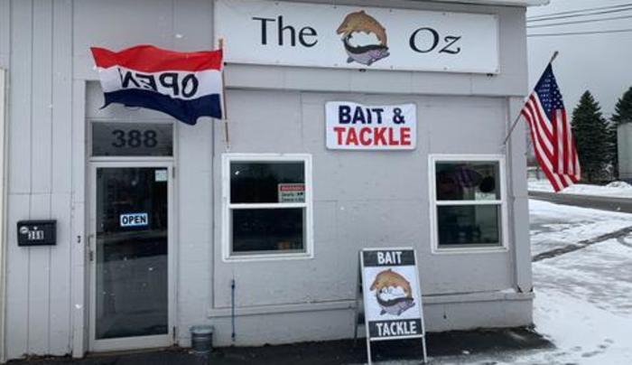Oz Angling Exterior