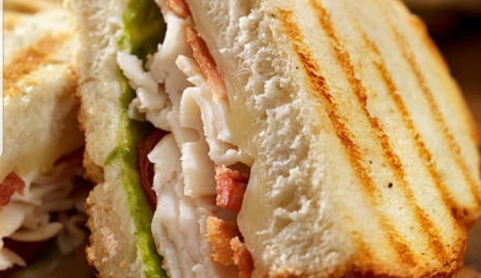Turkey Club Panini