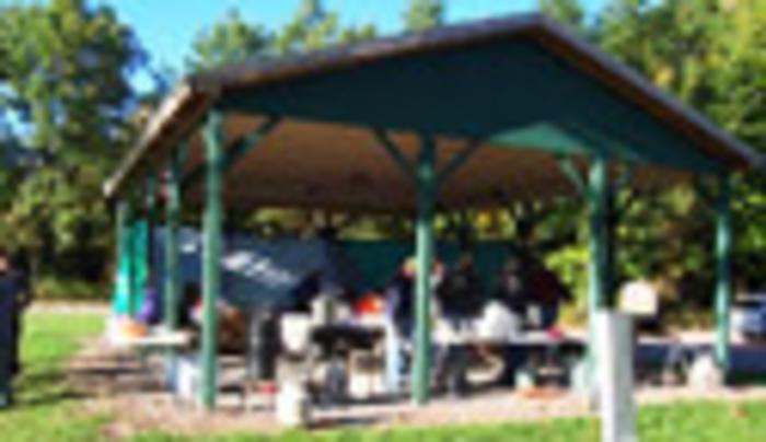 Red Rock Ponds RV Resort - Pavilion