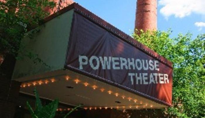 powerhouse - sign