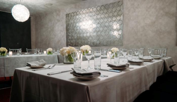 Private Room setting