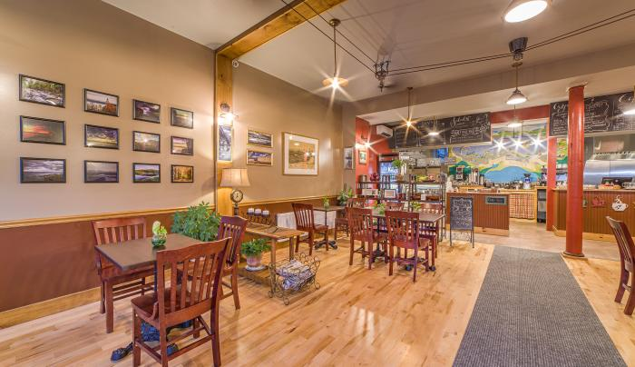 The Red Brick Cafe