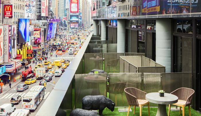 Renaissance New York Times Square Hotel