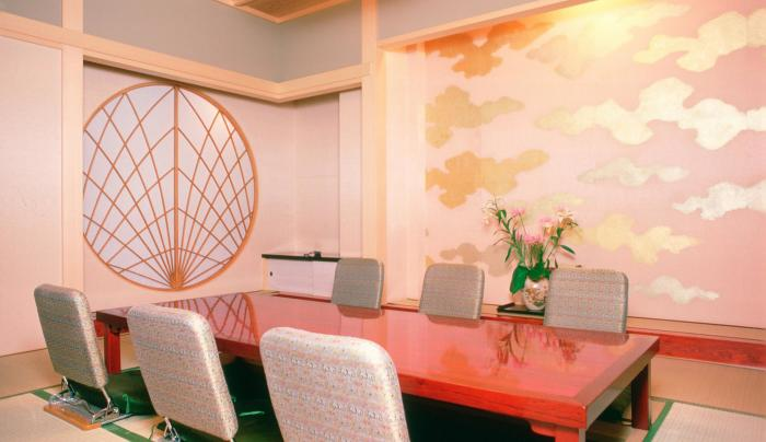 Restauran Nippon interior