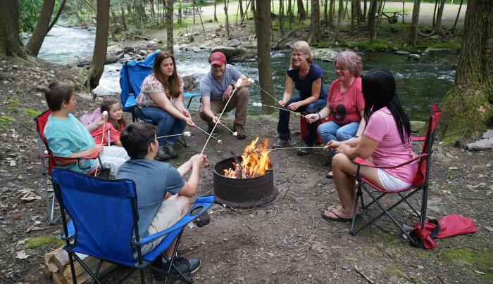 SMORE PLEASE!!! Camping on