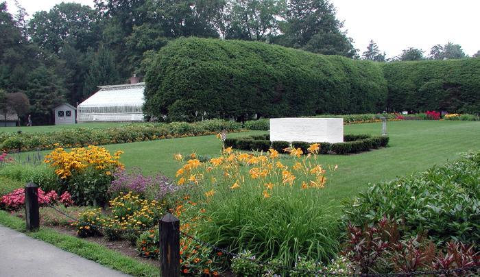 FDR - Rose Garden