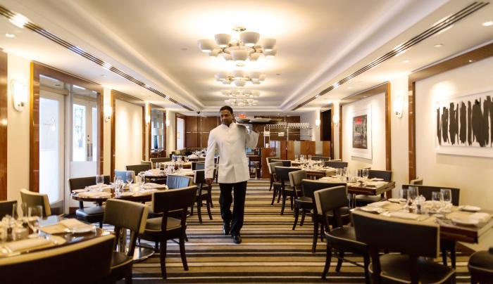 Perrine Restaurant Interior