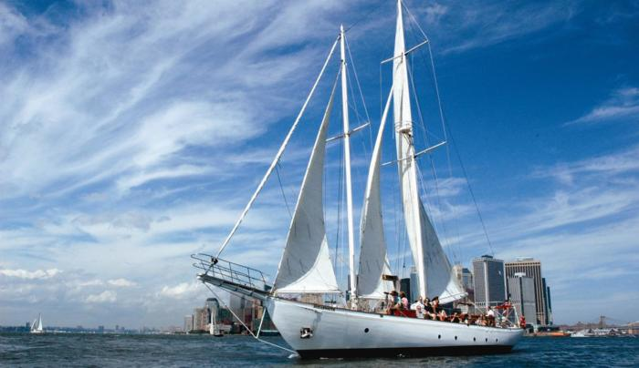 Manhattan by Sail