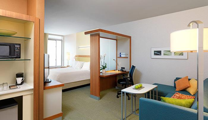 SpringHill Suites Buffalo Airport
