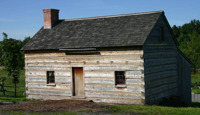 Joseph Smith Farm exterior