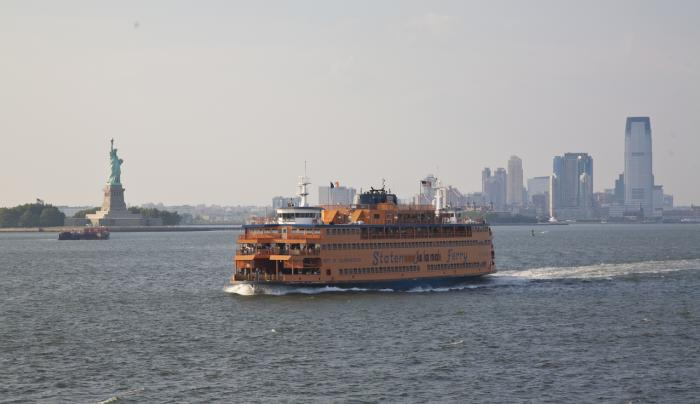 Staten Island Ferry - Photo by Phil Kline - Courtesy of NYC & Co