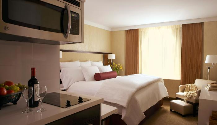 Staybridge Suites Times Square New York City, king studio