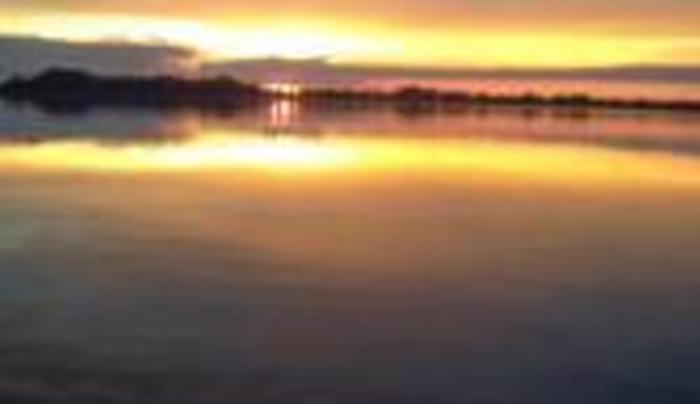 Sunset Campground sunset