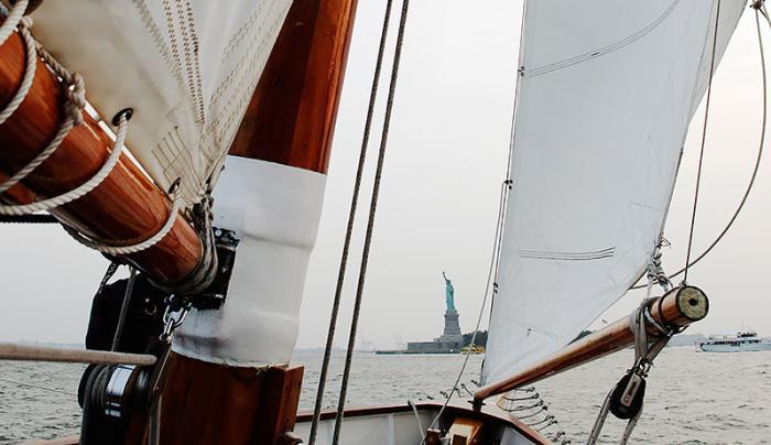 Sunset Sail_ Photo by Jen Davis - Courtesy of NYC & CO