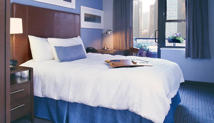 Hampton Inn Manhattan/Seaport–Financial District