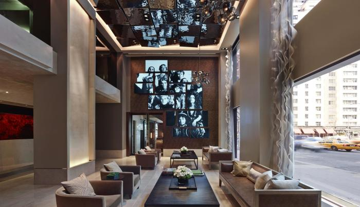 The Quin, lobby