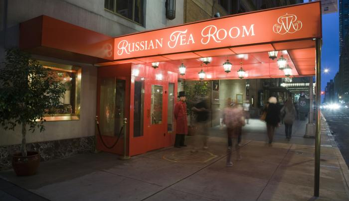 Russian Tea Room_Photo by Phil Kline_Courtesy of NYC & CO