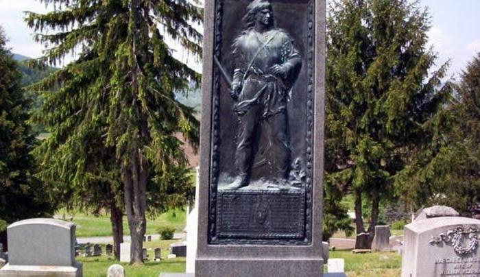 Timothy Murphy Monument