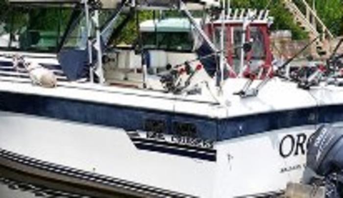 Orca vessel