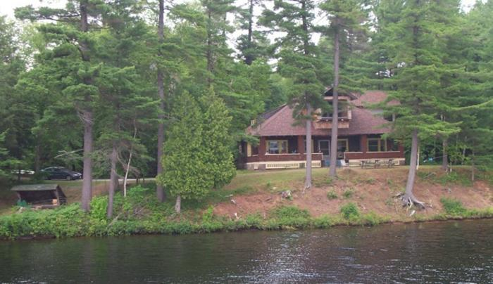 Birch Cottage on Raquette Lake