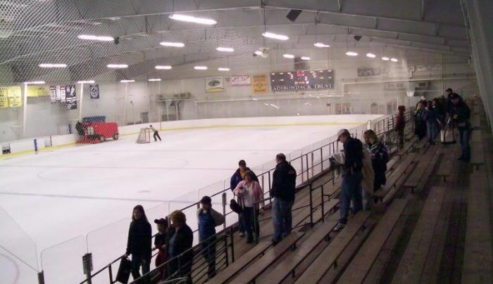 Saratoga Springs Ice Rink