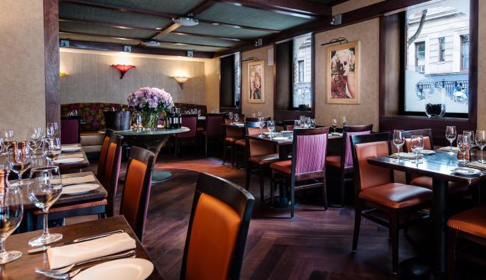 North Square Restaurant & Lounge