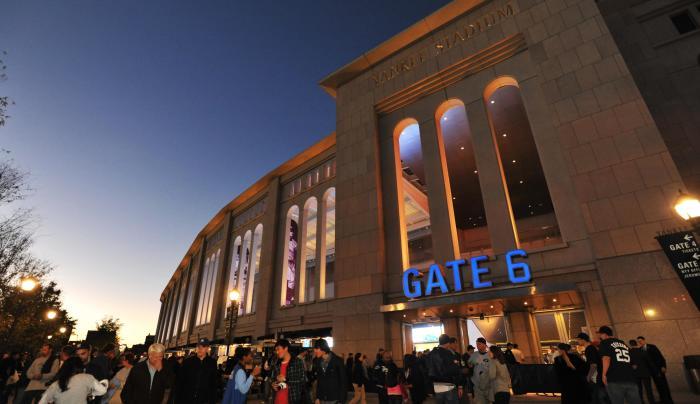 Yankee Stadium - South Bronx