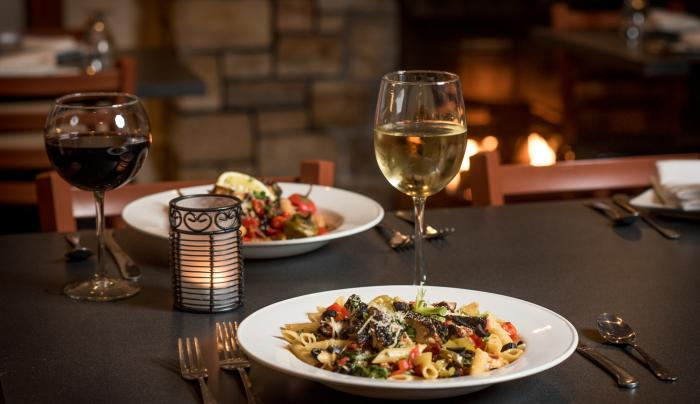 The View Restaurant- Fireside Dining