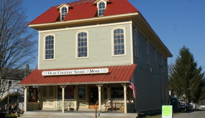 The Olde Country Store and More -1849