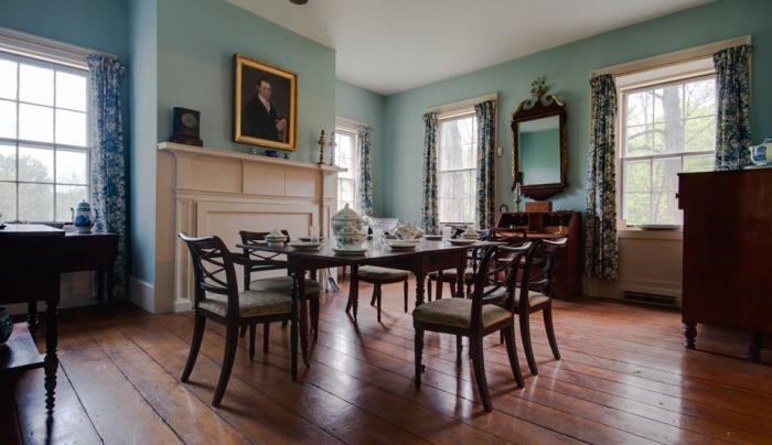 Terwilliger House Dinning Room