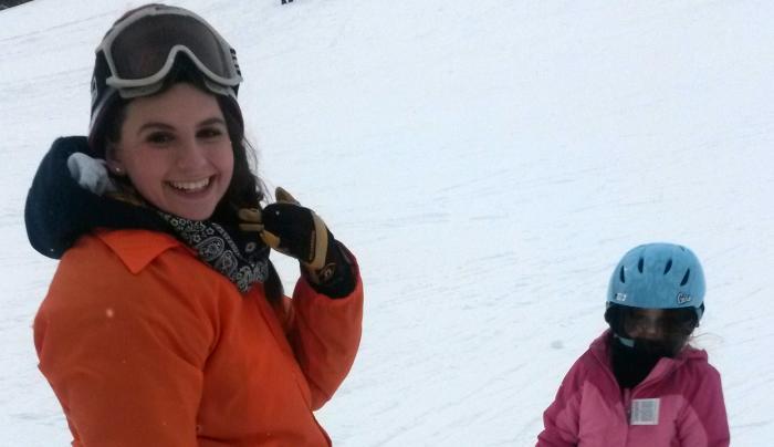Camillus Ski Hill - Photo by Elaine Ormsbee