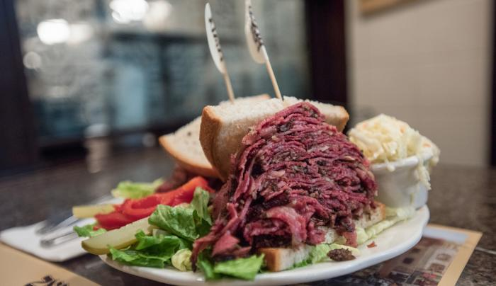 2nd Ave Deli - Photo by Julienne Schaer - Courtesy of NYC & Co