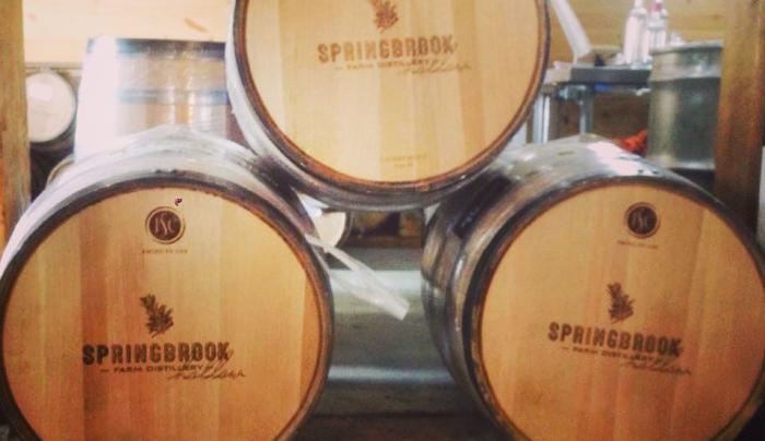 Springbrook Hollow Farm Distillery