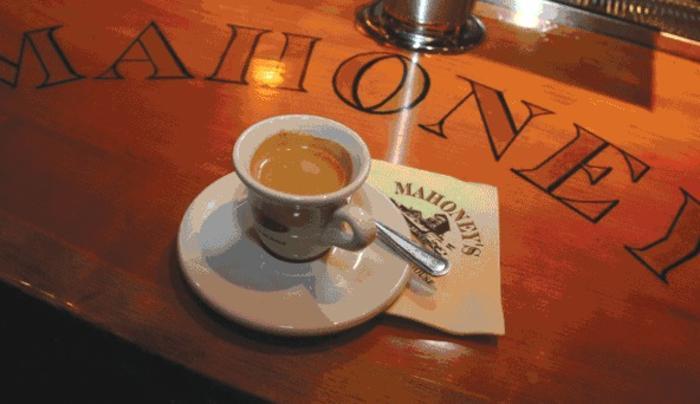 Mahoneys - bar