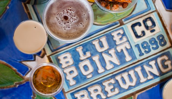 Blue Point Brewing - Photo by Deborah Yoon - Courtesy of Blue Point Brewing
