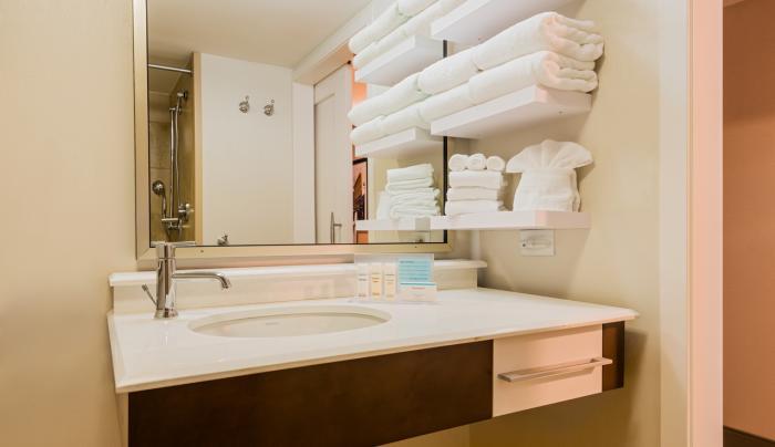 Accessible Bathroom Vanity