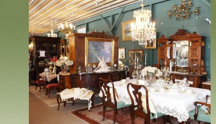 Antique Revival is New York State's largest antique store