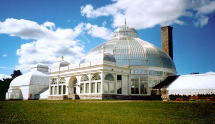 Buffalo & Erie County Botanical Gardens (South Park Conservatory)