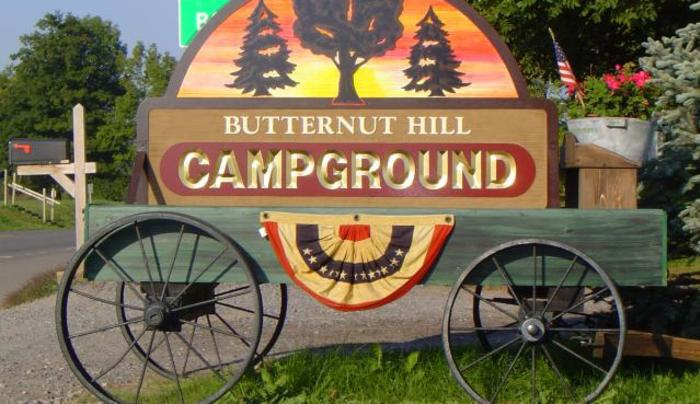 Butternut Hill Campground